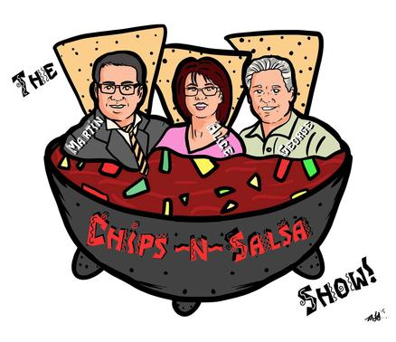 Chips N' Salsa Show With Special Guest Brandon Jones