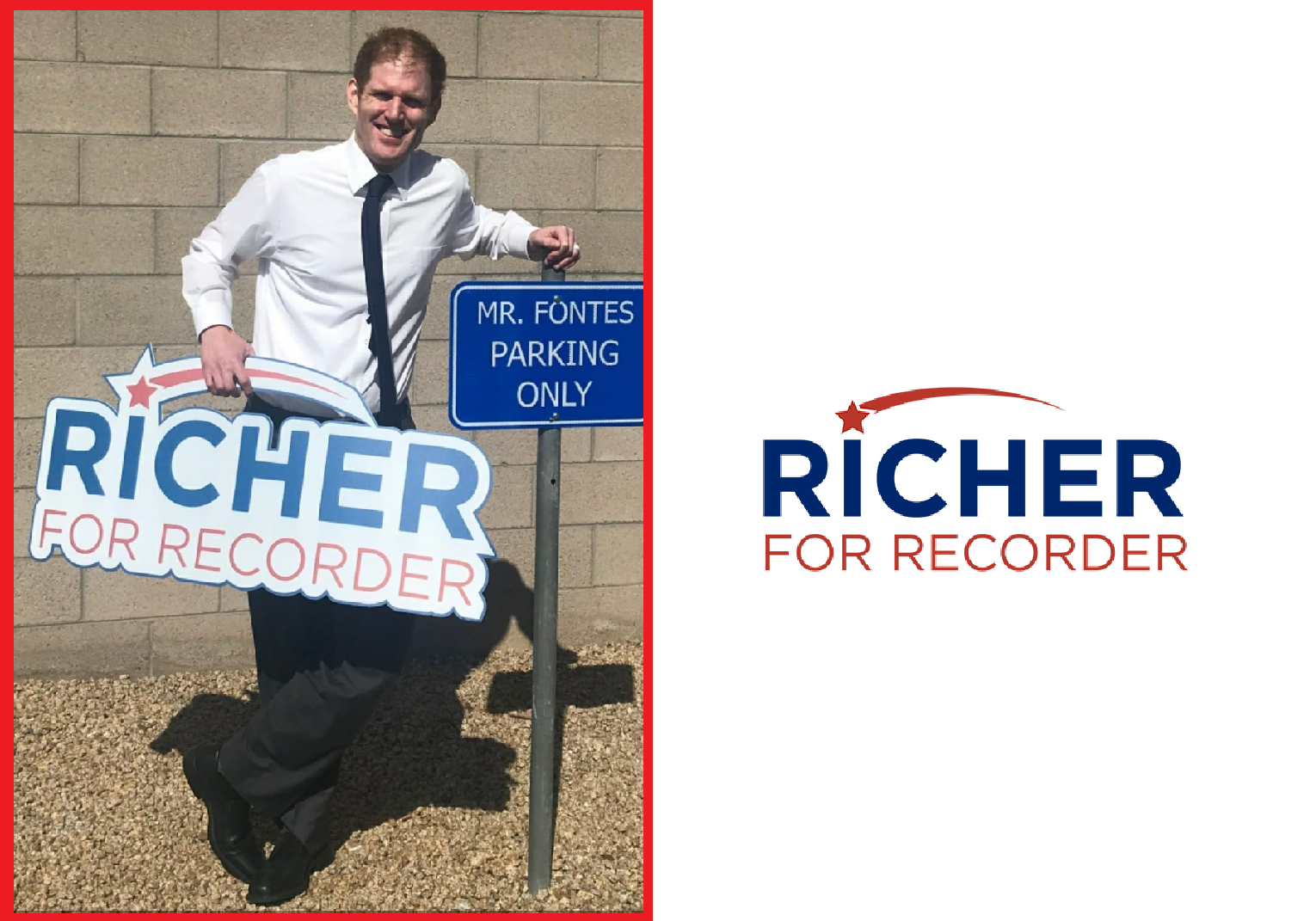 Richer For Recorder